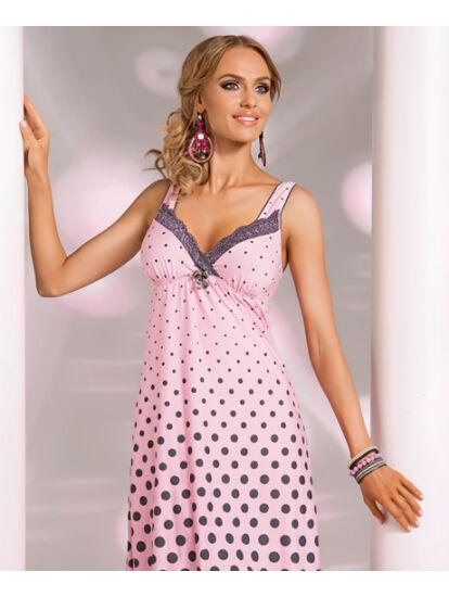 SONIA Pink női hálóing