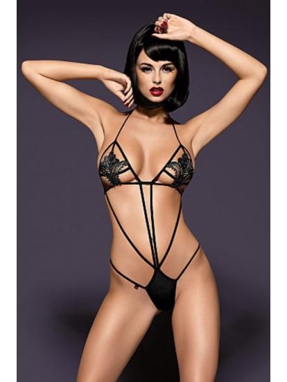 LUIZA  Black fehérnemű,  szexi body