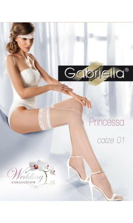 GABRIELLA Princessa 01 szilikonos combfix