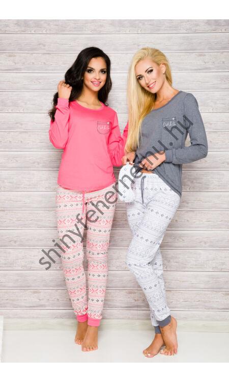 NORA Coral női pizsama