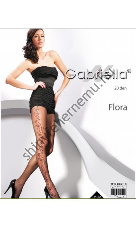 GABRIELLA Flora harisnyanadrág
