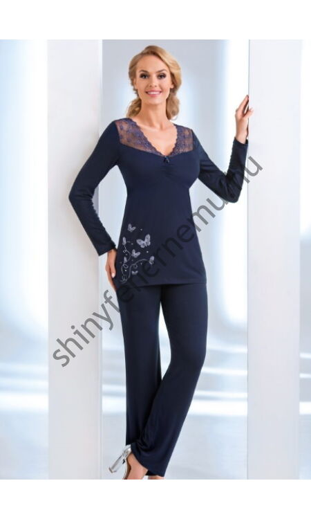 DOROTHY Dark Blue női pizsama