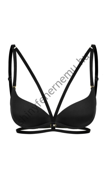 AVA Black by PROMEES Straps Gold