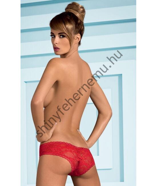 OBSESSIVE Hotina Red fehérnemű, szexi női alsó