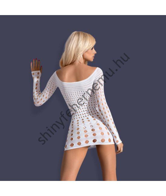 ROCKER Dress white, szexi dress