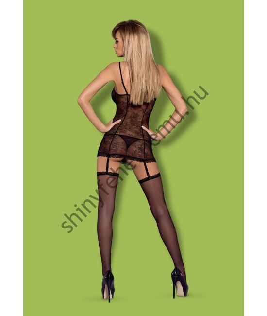 SLEVIKA fehérnemű, szexi corset + tanga *