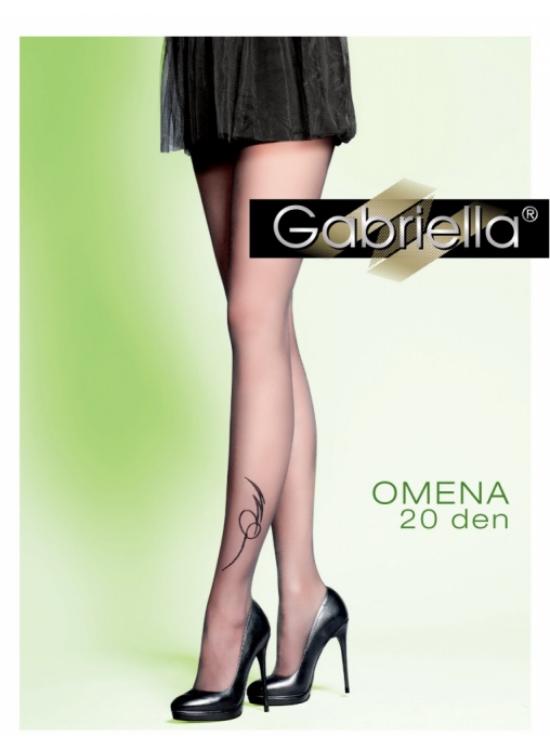 GABRIELLA Omena 20den harisnyanadrág