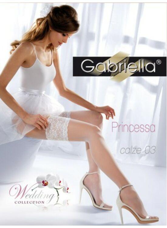 GABRIELLA Princessa 03 szilikonos combfix