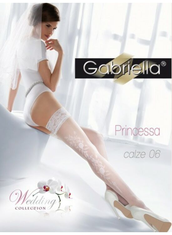 GABRIELLA Princessa 06 szilikonos combfix