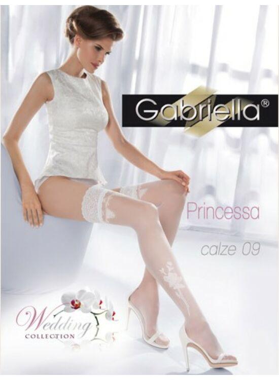 GABRIELLA Princessa 09 szilikonos combfix