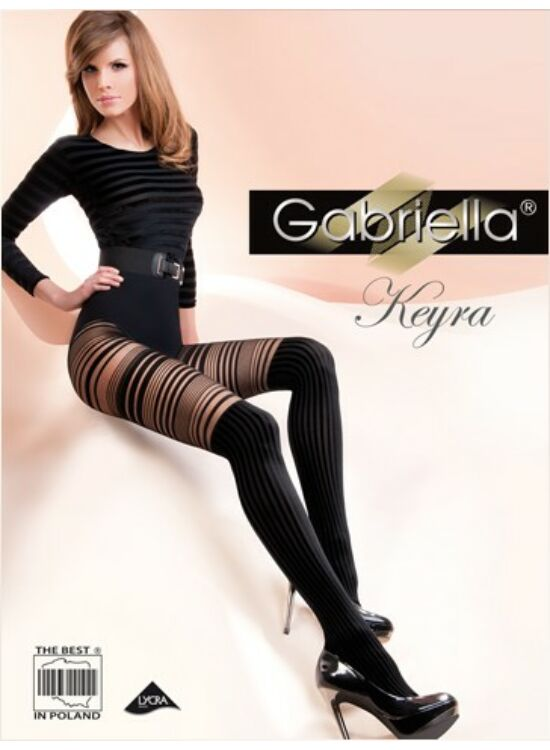 GABRIELLA Keyra 40den harisnyanadrág