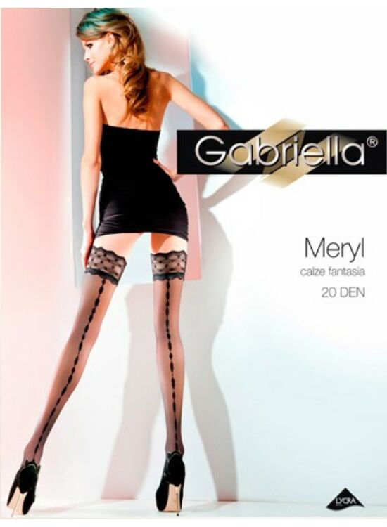 GABRIELLA Meryl  szilikonos combfix