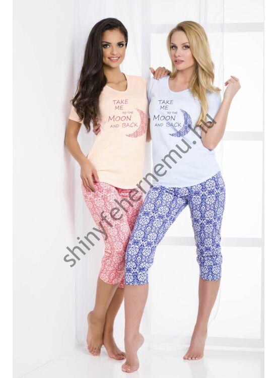 MALINA Moon Peach női pizsama
