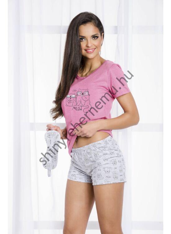 MATYLDA Cat Malwa női pizsama
