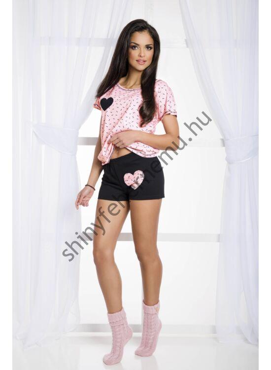 KAROLA Pink női pizsama