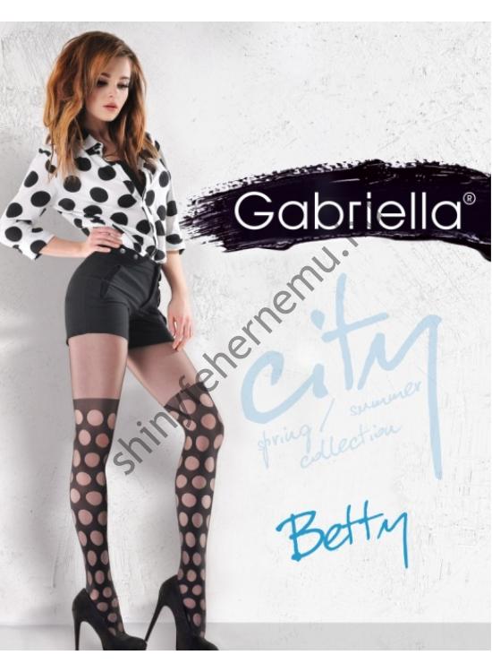 GABRIELLA Betty harisnyanadrág