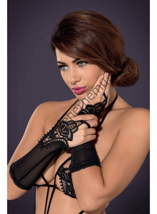 LUIZA szexi kesztyű, erotikus kiegészítő