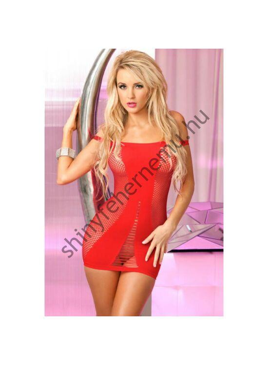 AMNESIA Red fehérnemű, szexi dress