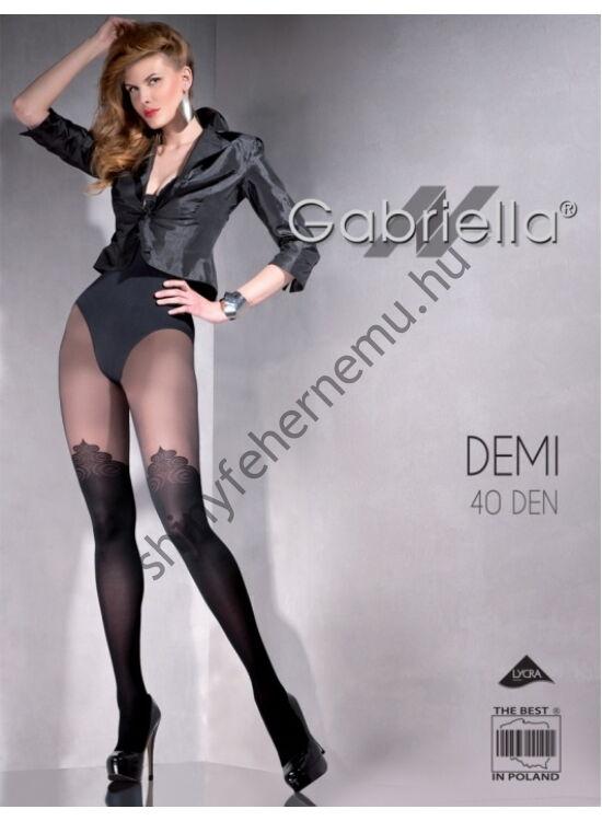 GABRIELLA Demi 40den harisnyanadrág XL